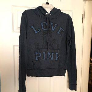VS PINK lightweight hoodie